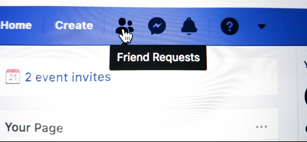 More than Friended