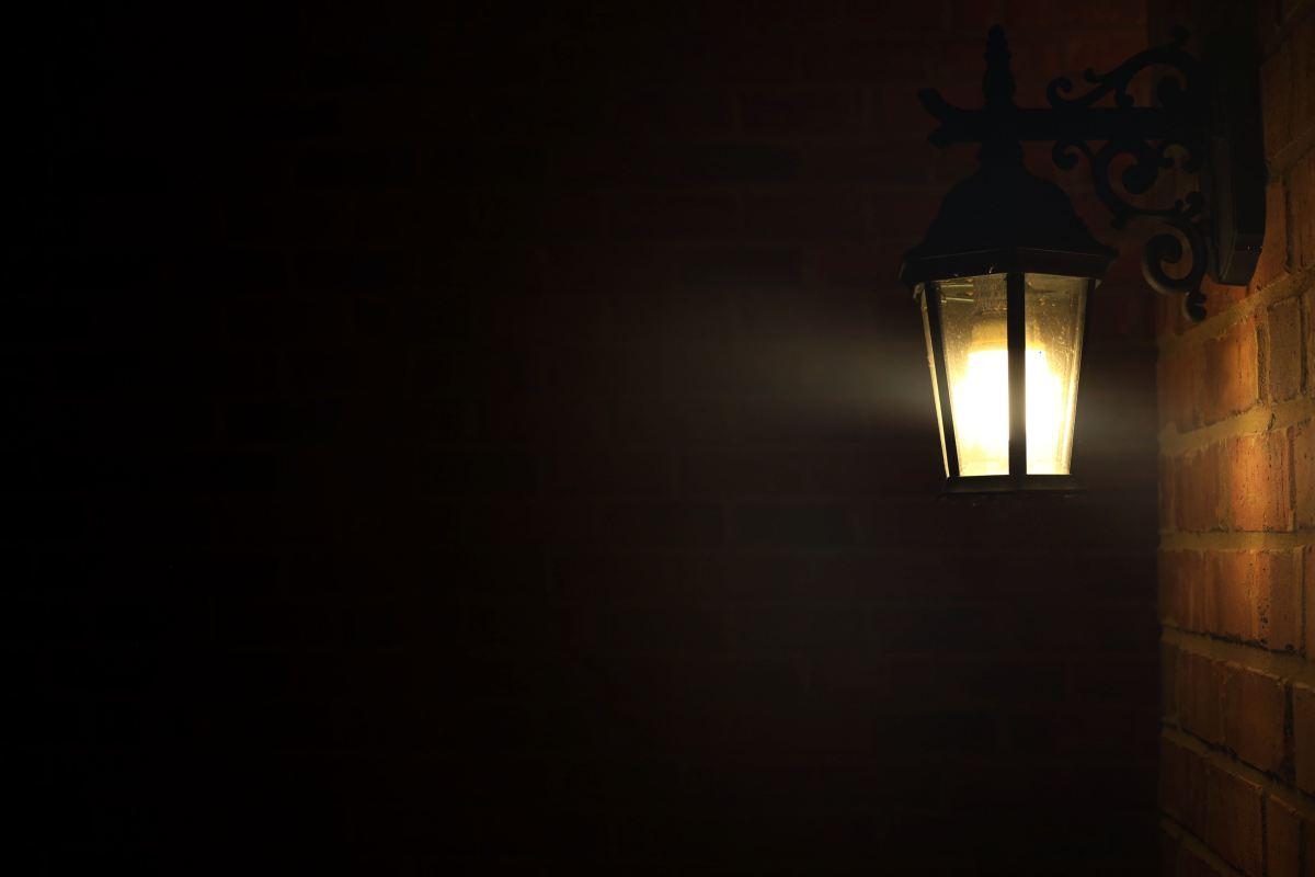 Advent Porch Light