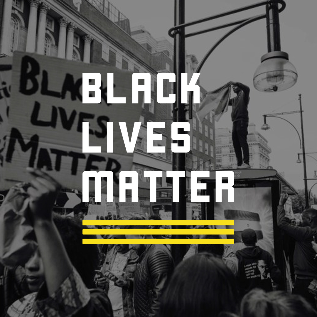 Professing Black Lives Matter